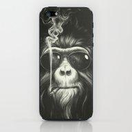 iPhone & iPod Skin featuring Smoke 'Em If You Got 'Em by Dr. Lukas Brezak