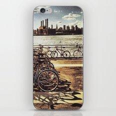 NYC Bikes iPhone & iPod Skin
