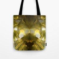 Aquatic Plantlife Tote Bag