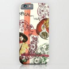tropical week iPhone 6 Slim Case