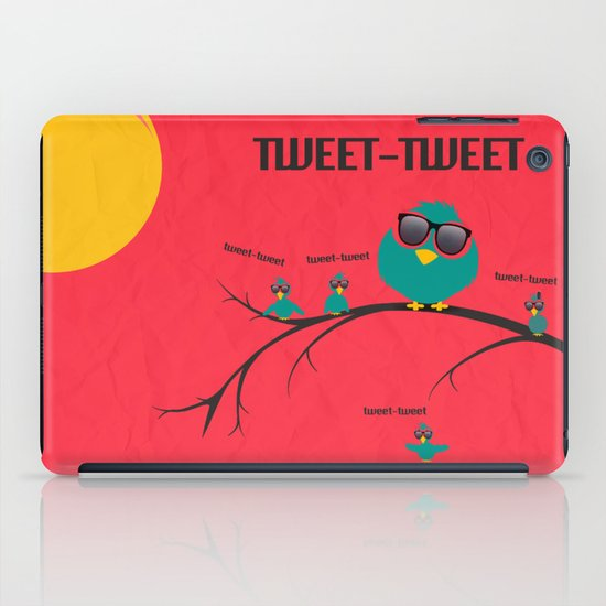 tweet-tweet, TWEET-TWEET iPad Case