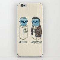 Watercool iPhone & iPod Skin