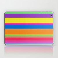 Candy Stripes. Laptop & iPad Skin