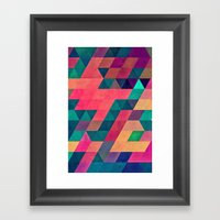 Styrrvynng Framed Art Print
