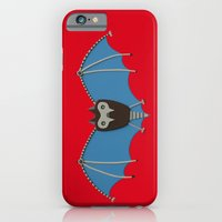 iPhone & iPod Case featuring The bat! by Rudolf Brancovsky