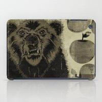 Bear Fruit iPad Case