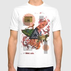 What Went Before Part 2 Mens Fitted Tee White SMALL