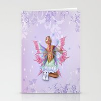 Make A Wish Fairy Stationery Cards