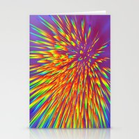 Reaction Stationery Cards