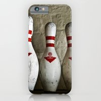 iPhone & iPod Case featuring Bowling by Yiannis Roussakis