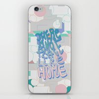 There Is NO Place Like H… iPhone & iPod Skin
