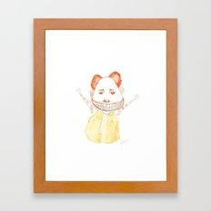 Freakin Mac Framed Art Print