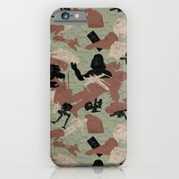 Endor Battle Camo iPhone 6 Slim Case