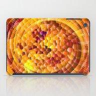 Golden Corn iPad Case