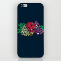 Fruit of the Tomb iPhone & iPod Skin