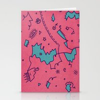 Talking Heads Stationery Cards