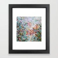 Constellation Darts  Framed Art Print