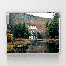 Seek & Find  Laptop & iPad Skin