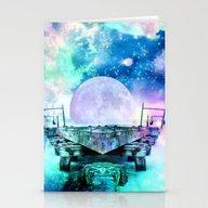 Fantasy Moon Stationery Cards