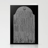 Slaughterhouse V - Every… Stationery Cards
