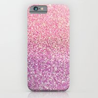 iPhone & iPod Case featuring GOLD PINK by Monika Strigel