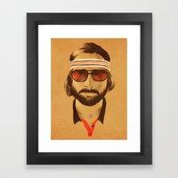 Baumer Framed Art Print