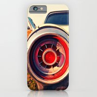 iPhone & iPod Case featuring T-Bird taillight by Vorona Photography