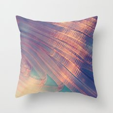 Blur//Four Throw Pillow