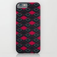 iPhone & iPod Case featuring Diamonds by Sterling Browne