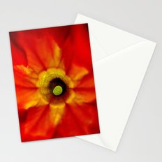 abstract macro Stationery Cards