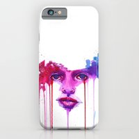 iPhone & iPod Case featuring Colors of the night by Amanda Dahlgren Art