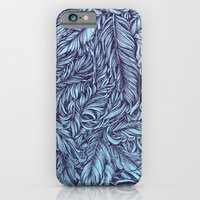 Feather story iPhone 6 Slim Case