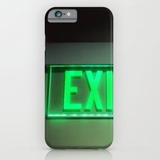 Green. iPhone 6 Slim Case