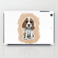 Puppy eyes iPad Case
