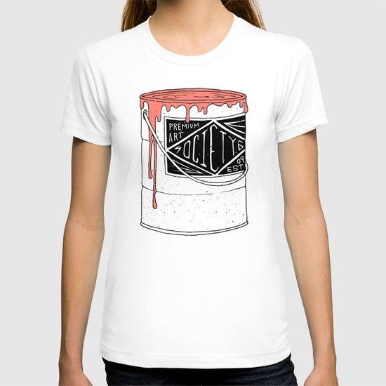 PREMIUM PAINT T-shirt