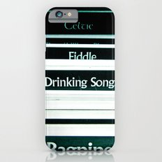 Drinking Songs & Bagpipes iPhone 6s Slim Case