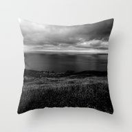 The Great Orme  Throw Pillow