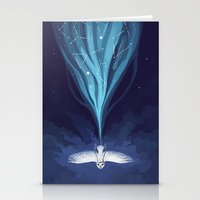 Night Owl 2 Stationery Cards