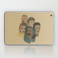 Arabian Nights Portraits Laptop & iPad Skin