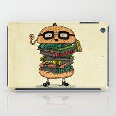 Geek Burger v.2 iPad Case
