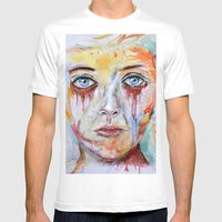 Deep Soul 11 - Hochkant … Mens Fitted Tee White SMALL