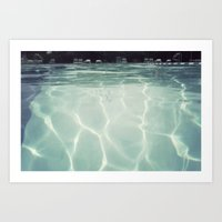 Summer Days Art Print