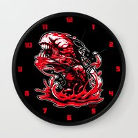 ALIEN: KANE'S SON Wall Clock
