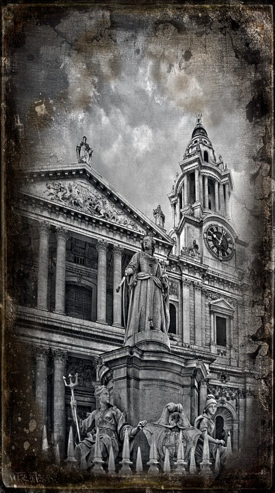 St Paul's Cathedral, London Art Print