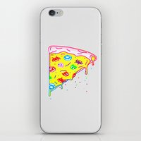 Anything but anchovy iPhone & iPod Skin