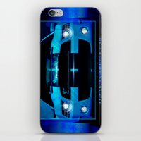 Mustang Shelby GT500 2013 iPhone & iPod Skin