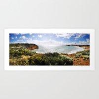 Bay of Islands Art Print