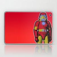 iron trooper Laptop & iPad Skin