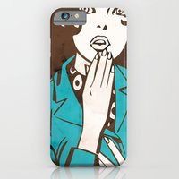 60s Girl iPhone 6 Slim Case