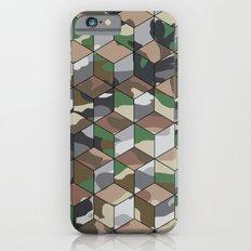 CUBOUFLAGE MULTI (LARGE) Slim Case iPhone 6s